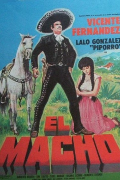 Caratula, cartel, poster o portada de El macho