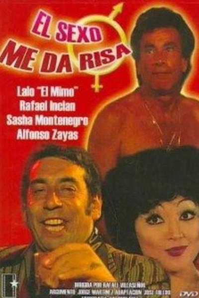 Caratula, cartel, poster o portada de El sexo me da risa