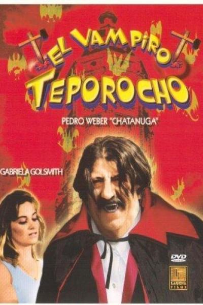 Caratula, cartel, poster o portada de El vampiro teporocho