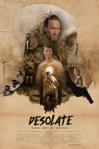 Caratula, cartel, poster o portada de Desolate