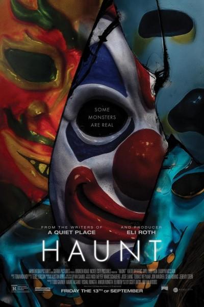 Caratula, cartel, poster o portada de Haunt