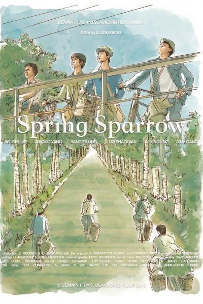 Caratula, cartel, poster o portada de Spring Sparrow