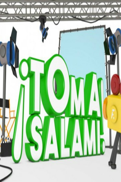 Caratula, cartel, poster o portada de ¡Toma Salami!