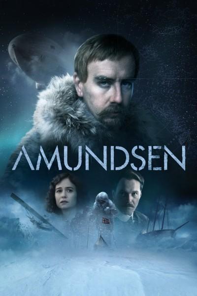 Caratula, cartel, poster o portada de Amundsen