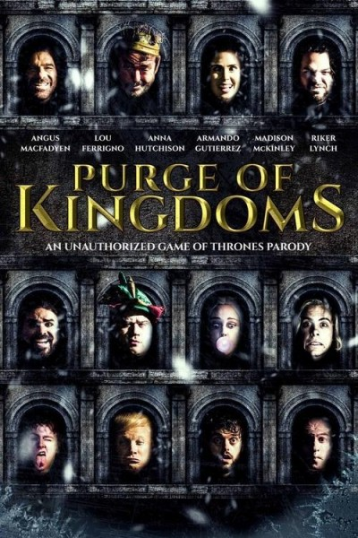 Caratula, cartel, poster o portada de Purge of Kingdoms: The Unauthorized Game of Thrones Parody