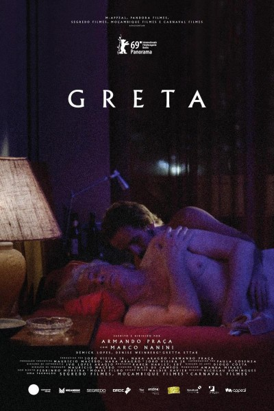 Caratula, cartel, poster o portada de Greta