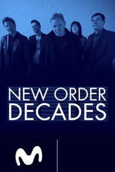 Caratula, cartel, poster o portada de New Order: Decades