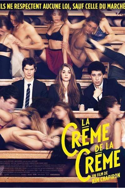 Caratula, cartel, poster o portada de La crème de la crème