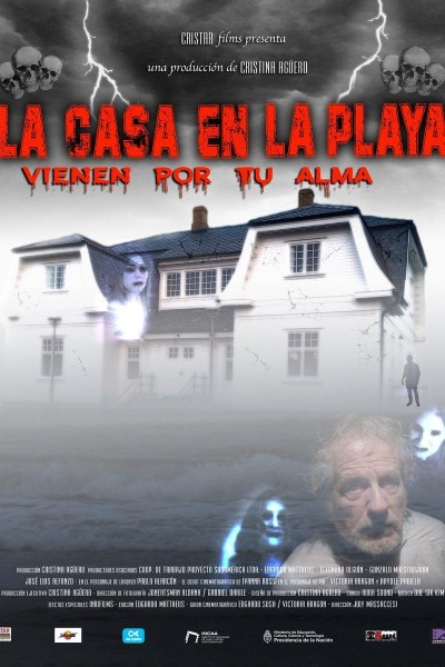 Caratula, cartel, poster o portada de La casa en la playa