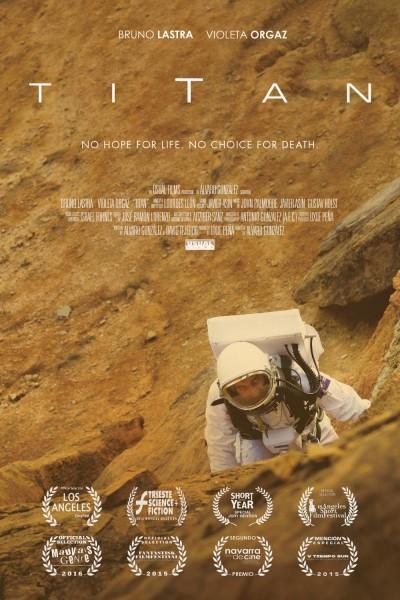 Caratula, cartel, poster o portada de Titán