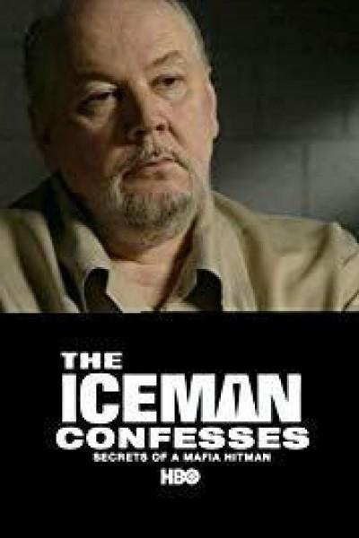 Caratula, cartel, poster o portada de El hombre de hielo confiesa: secretos de un sicario de la mafia