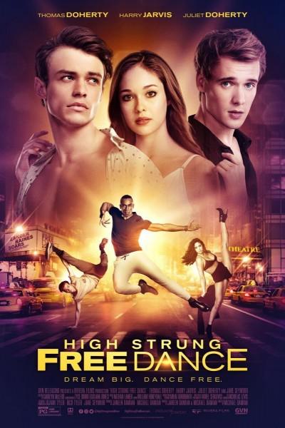 Caratula, cartel, poster o portada de High Strung Free Dance