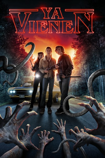 Caratula, cartel, poster o portada de They Reach