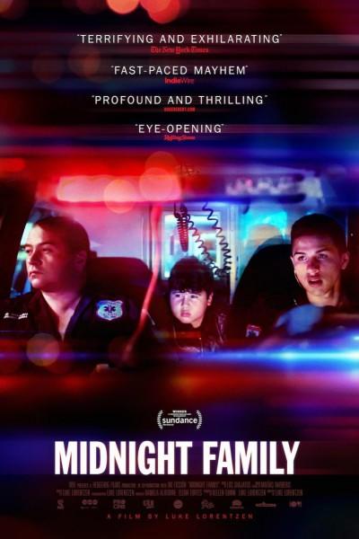 Caratula, cartel, poster o portada de Midnight Family