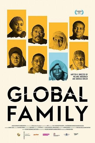 Caratula, cartel, poster o portada de Global Family