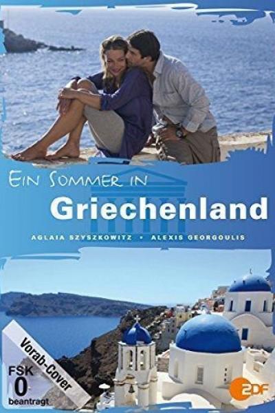 Caratula, cartel, poster o portada de Un verano en Grecia