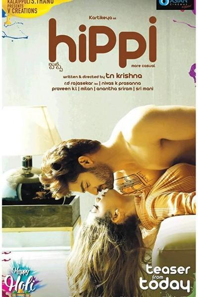 Caratula, cartel, poster o portada de Hippi