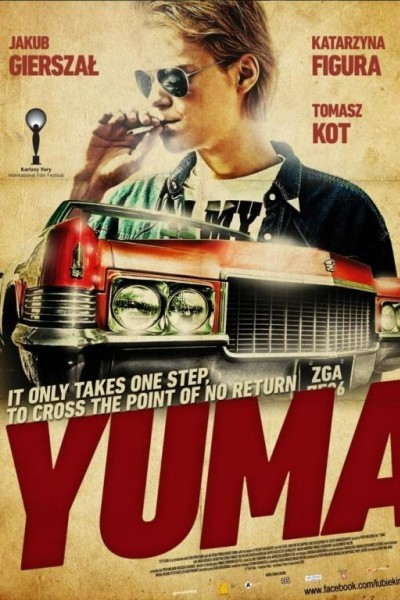 Caratula, cartel, poster o portada de Yuma