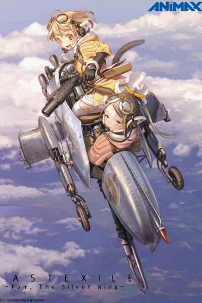 Caratula, cartel, poster o portada de Last Exile: Fam, The Silver Wing