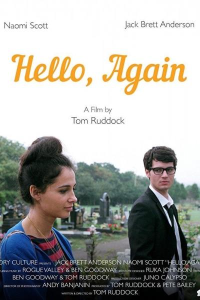 Caratula, cartel, poster o portada de Hello, Again