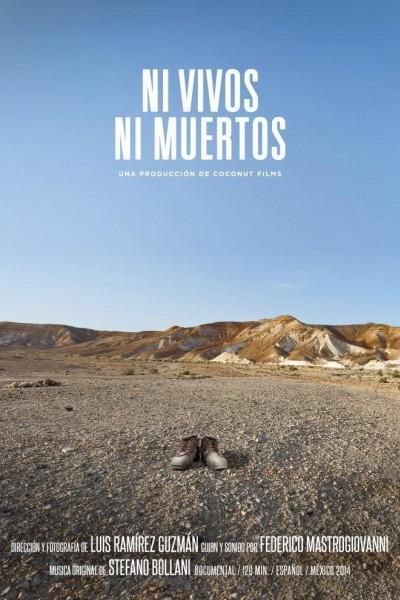 Caratula, cartel, poster o portada de Ni vivos ni muertos