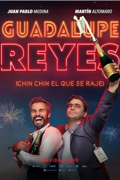 Caratula, cartel, poster o portada de Guadalupe Reyes