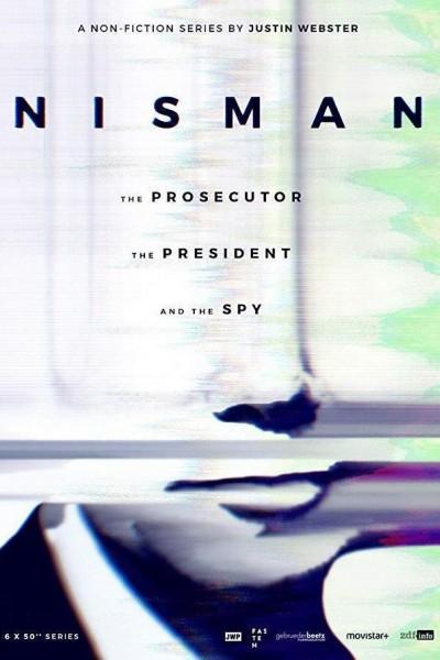 Caratula, cartel, poster o portada de El fiscal, la presidenta y el espía