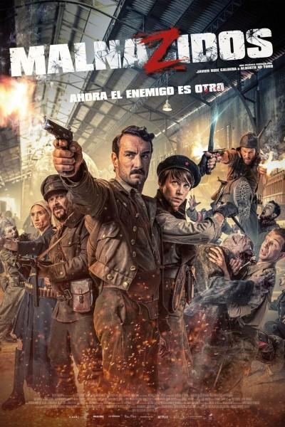Caratula, cartel, poster o portada de Malnazidos