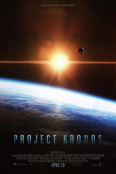 Caratula, cartel, poster o portada de Project Kronos