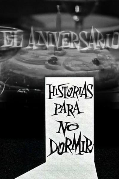 Caratula, cartel, poster o portada de El aniversario (Historias para no dormir)