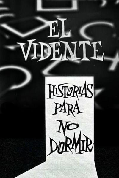 Caratula, cartel, poster o portada de El vidente (Historias para no dormir)