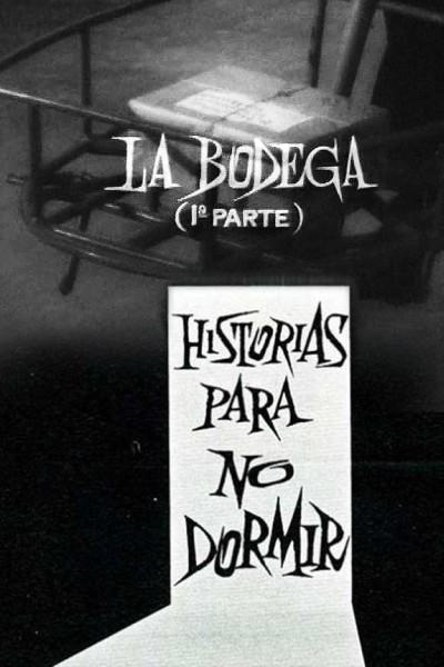 Caratula, cartel, poster o portada de La bodega (Historias para no dormir)