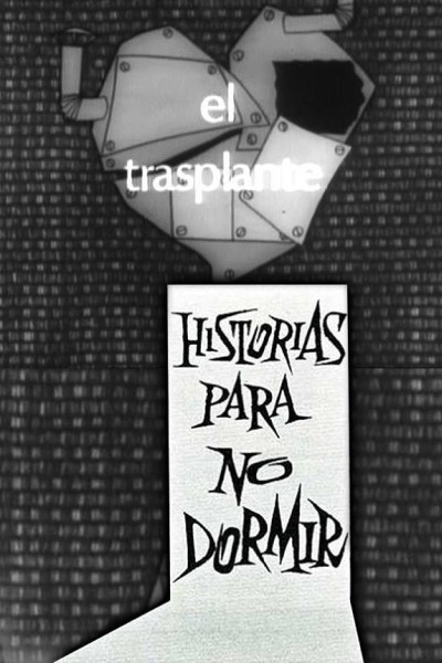 Caratula, cartel, poster o portada de El trasplante (Historias para no dormir)
