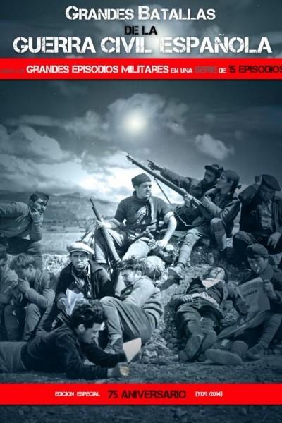 Caratula, cartel, poster o portada de Grandes Batallas de la Guerra Civil