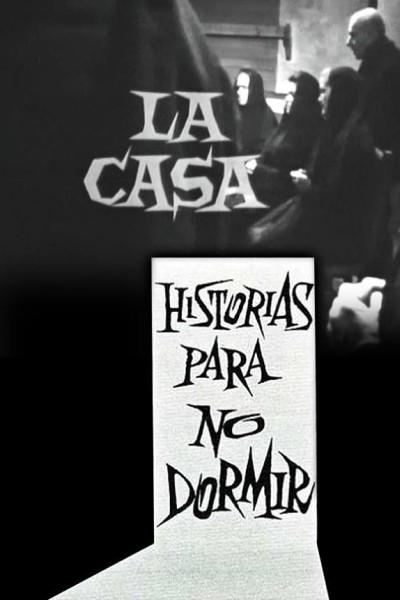 Caratula, cartel, poster o portada de La casa (Historias para no dormir)