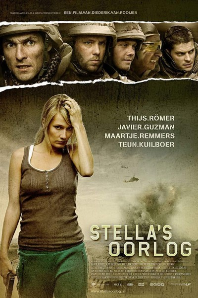 Caratula, cartel, poster o portada de Stella\'s oorlog