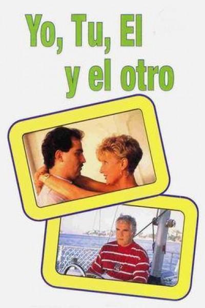 Caratula, cartel, poster o portada de Yo, tú, él y ella