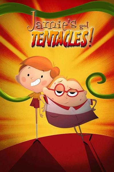 Caratula, cartel, poster o portada de Jaime Tentáculos