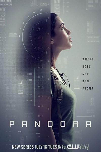 Caratula, cartel, poster o portada de Pandora