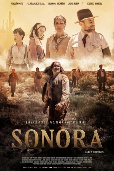 Caratula, cartel, poster o portada de Sonora