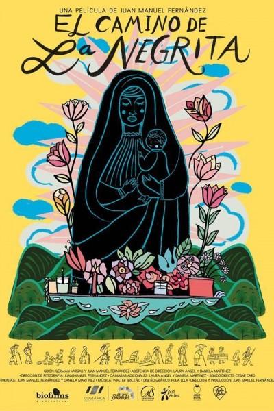 Caratula, cartel, poster o portada de El camino de la negrita