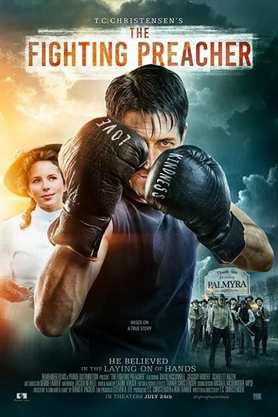 Caratula, cartel, poster o portada de The Fighting Preacher