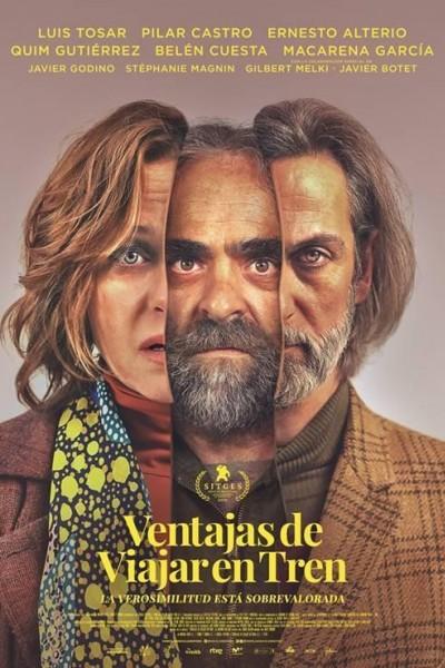 Caratula, cartel, poster o portada de Ventajas de viajar en tren