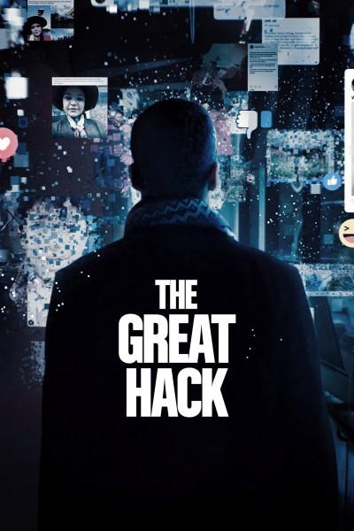 Caratula, cartel, poster o portada de El gran hackeo