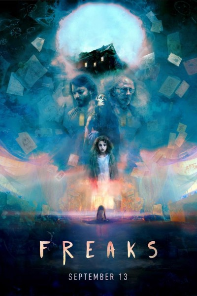 Caratula, cartel, poster o portada de Freaks