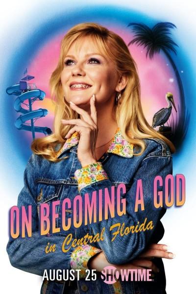 Caratula, cartel, poster o portada de Llegar a ser Dios en Florida