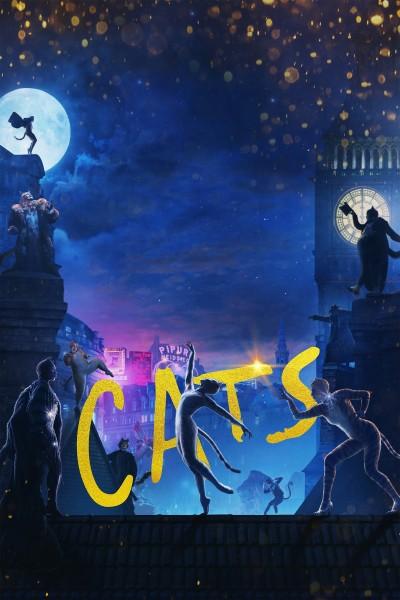 Caratula, cartel, poster o portada de Cats
