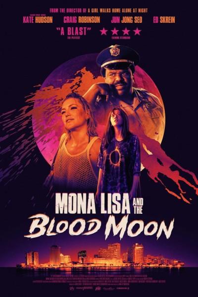 Caratula, cartel, poster o portada de Mona Lisa and the Blood Moon