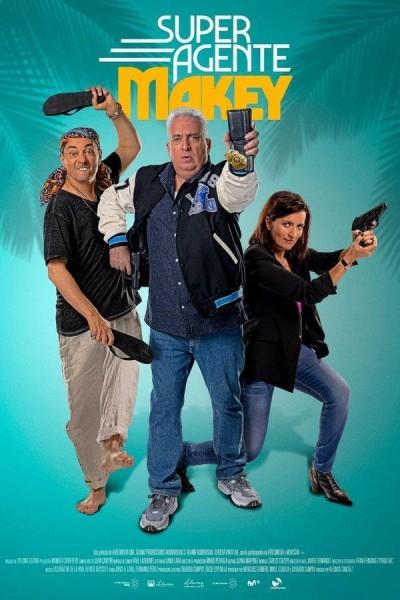 Caratula, cartel, poster o portada de Superagente Makey