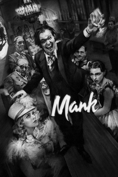 Caratula, cartel, poster o portada de Mank